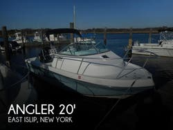 2008 Angler  204 Limited Edition