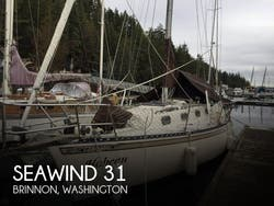 1981 Allied Seawind 31