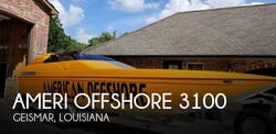 1994 American Offshore  3100
