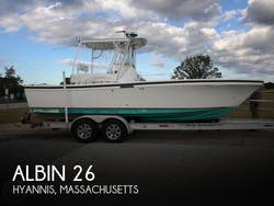 2007 Albin 26 Center Console