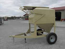 Tuff Totr 2 Ton Portable Feed Bin Fairland Oklahoma