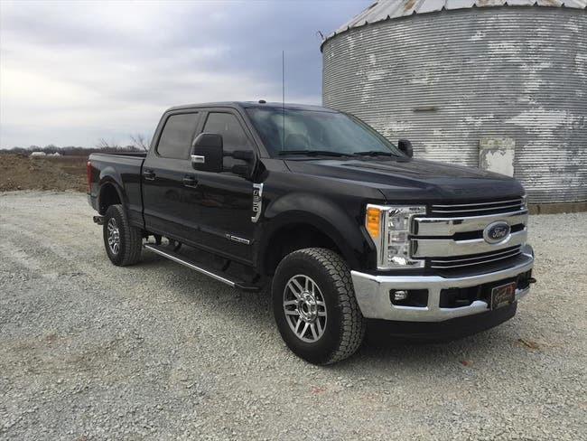 2017 FORD SUPER DUTY F250